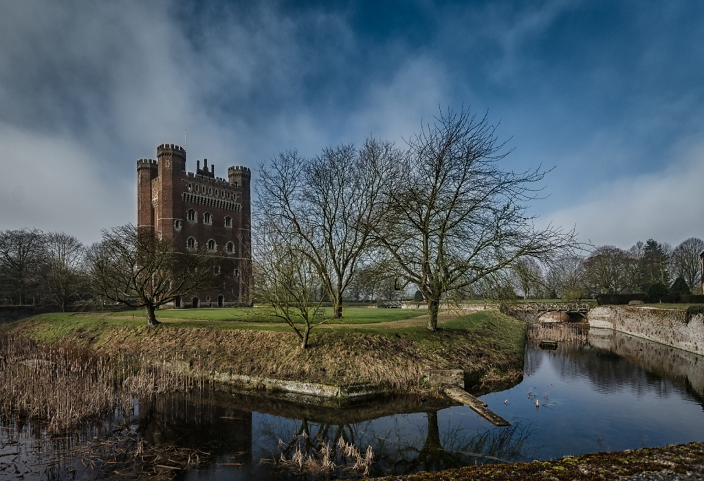 Tattershall Castle and Moat